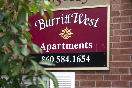Burritt West Apartments