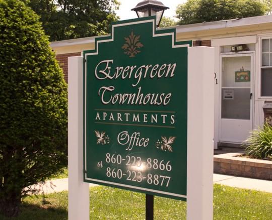 Evergreen Apartments   860-223-8866