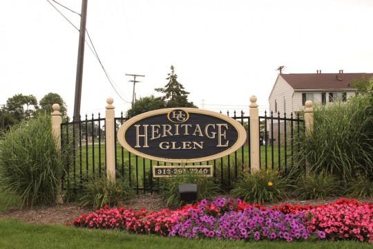 Heritage Glen Apartments   313-291-7240