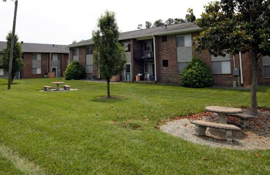 Heritage Landing Apartments St Charles