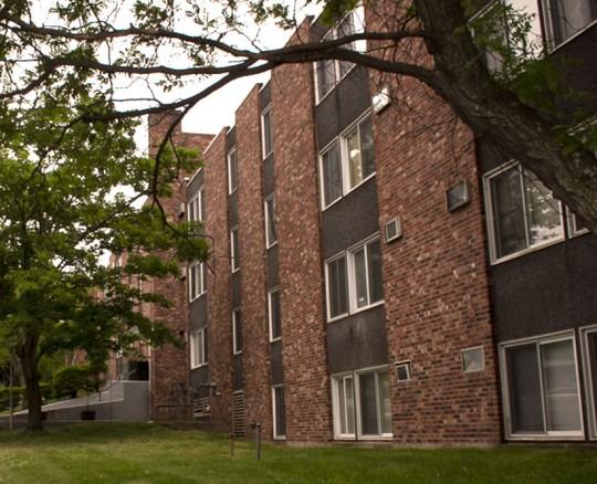 Ledgecrest Apartments