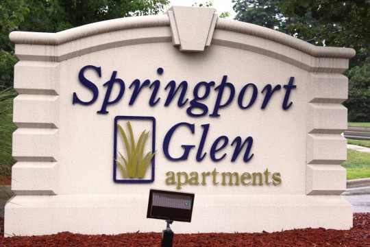 Springport Glen Apartments