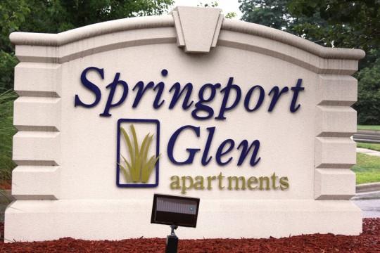 Springport Glen Apartments   517-784-8901