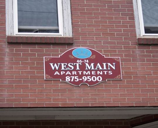 West Main Street Apartments