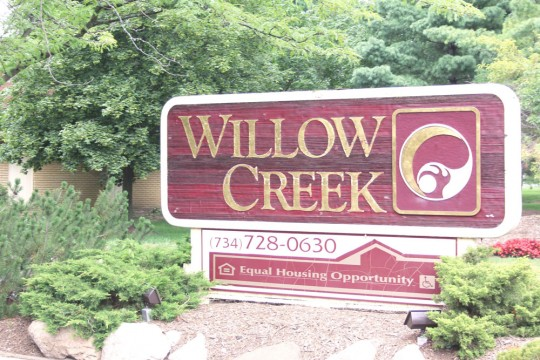 Willow Creek Apartments   734-728-0630