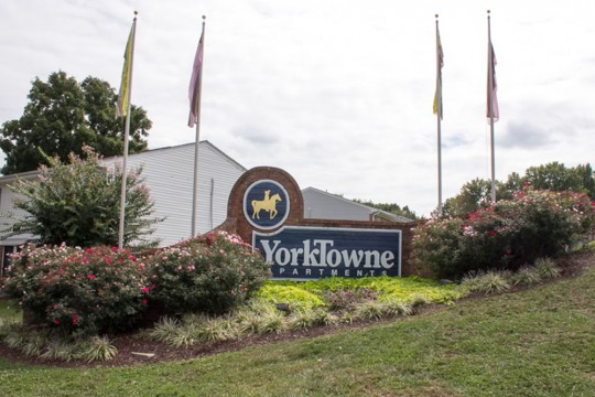 Yorketowne Apartments   336-299-3580